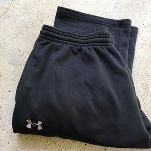 Under Armour Black Sweatpants